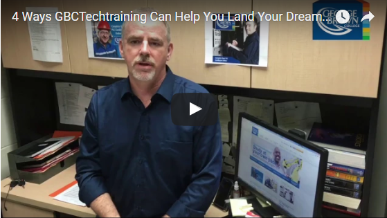 4 Ways GBCTechtraining Can Help You Land Your Dream Job